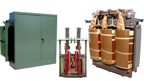 Oil Filled Transformer Repair Oil Filled Transformer Rewind Pad Mounted Transformer Repair Substation Transformer Repair Pole Mounted Transformer Repair
